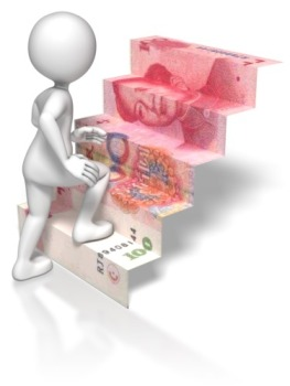money_stairs_stick_figure_chinese_5753